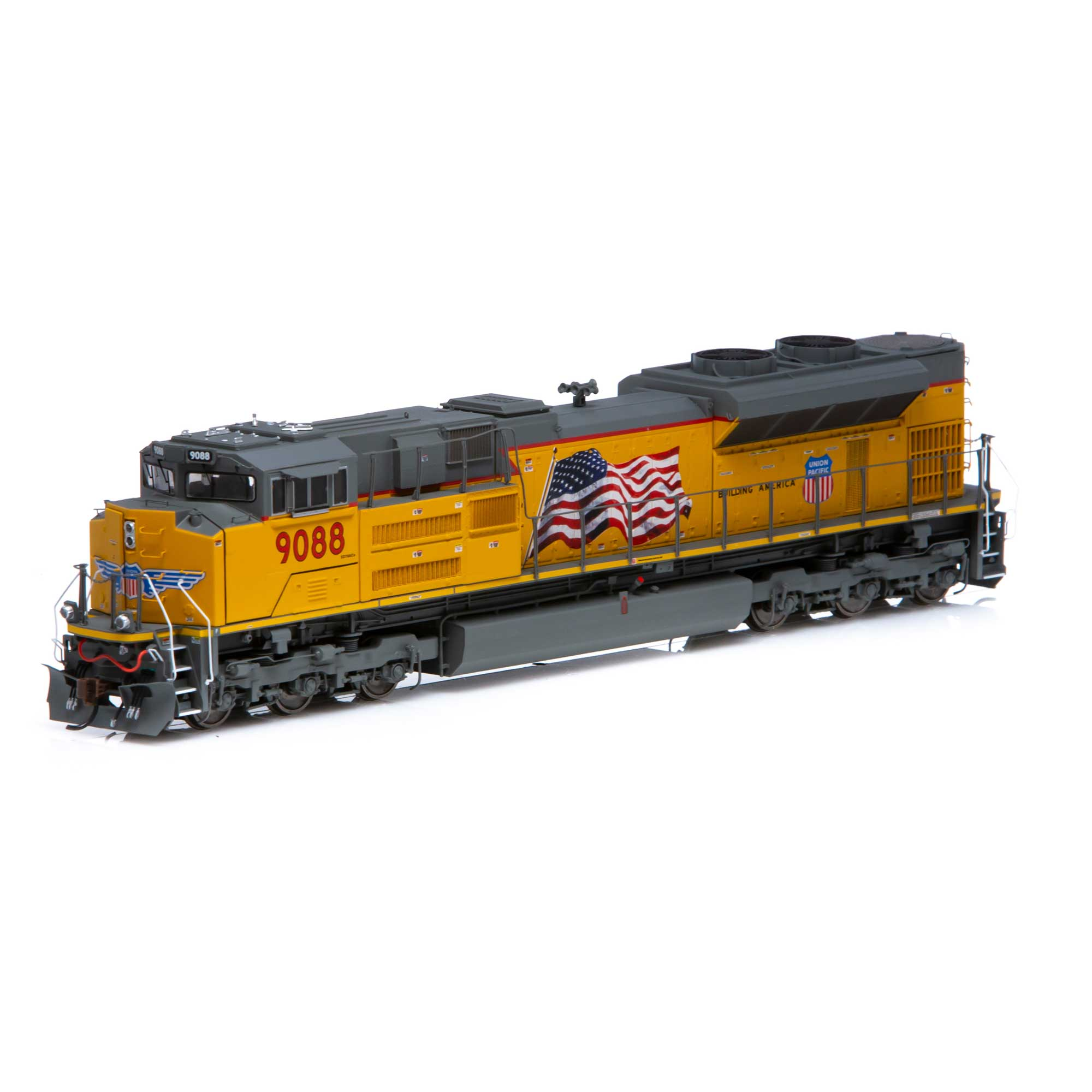 Locomotiva SD70Ace Som e DCC