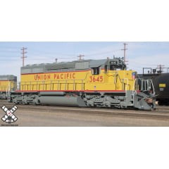 Locomotiva UP SD40-2 Com Som e DCC